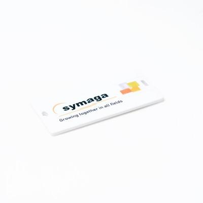 mini μικρή κάρτα USB card διαφημιστική promo