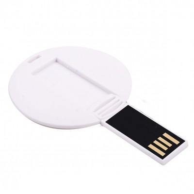 Στρόγγυλη κάρτα USB