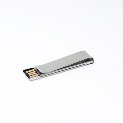 Μεταλλικό κλιπ USB