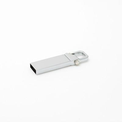 Μεταλλικό USB σχήμα carabiner από την myUSB