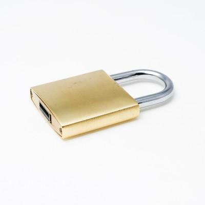 Μεταλλικό USB σχήμα λουκέτο από την myUSB
